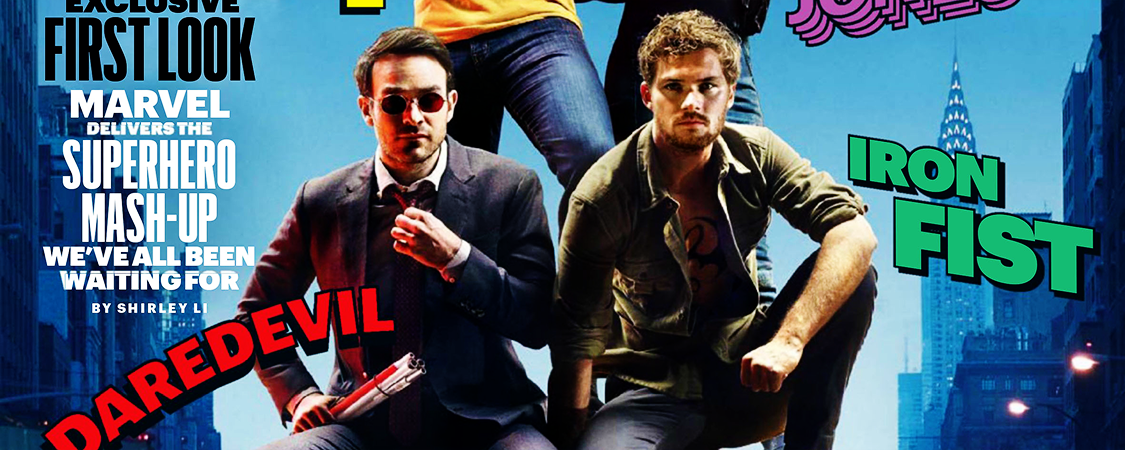 "Magazine Scans Added – 01/20/2017 Entertainment Weekly ""The Defenders"" Cover Story"