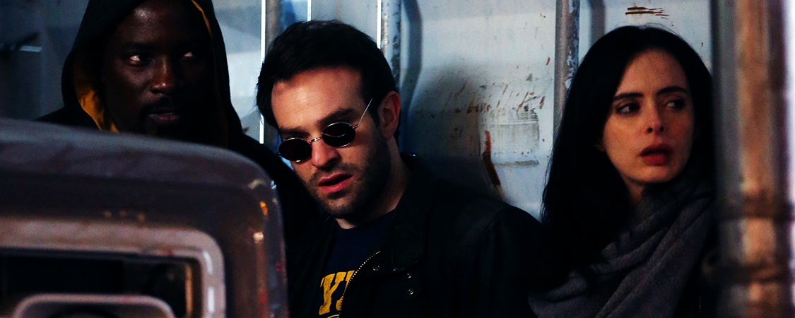 Charlie Cox Siting In New York City Part Un