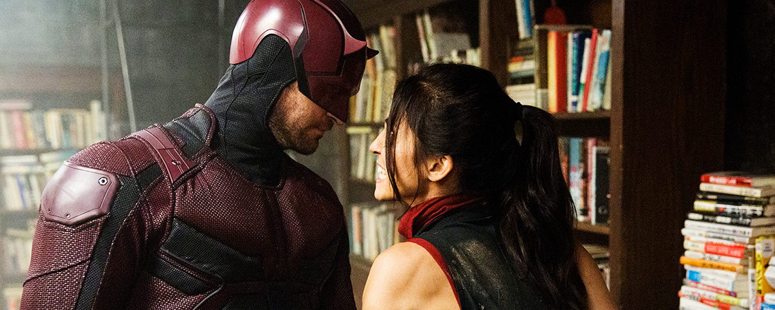 "Charlie & Elodie Yung Praised by ""Daredevil"" Fight Team"