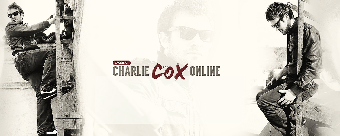 Site Notice :: Twitter Feed Change To @CharlieCoxFans
