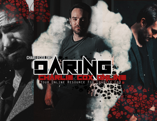 Charlie Cox Online New Layout