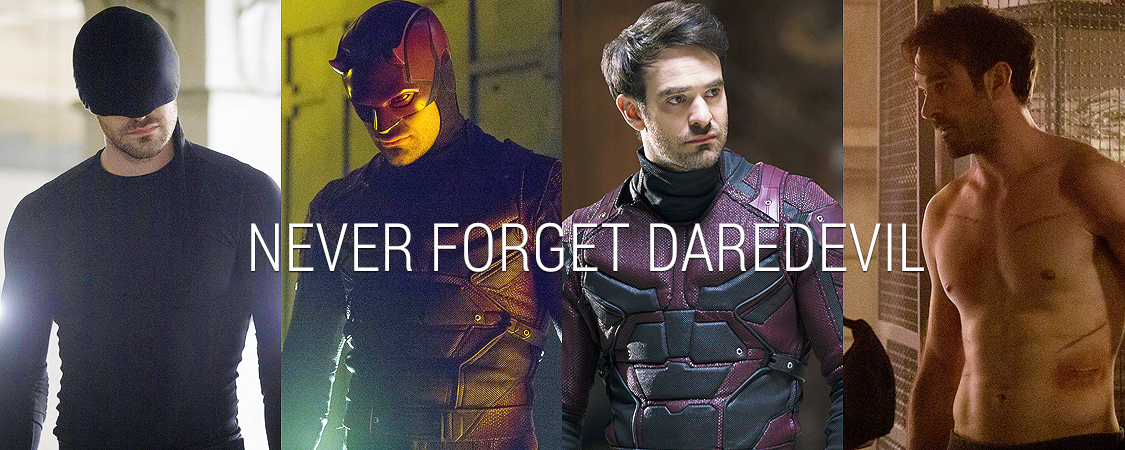 Never Forget Daredevil