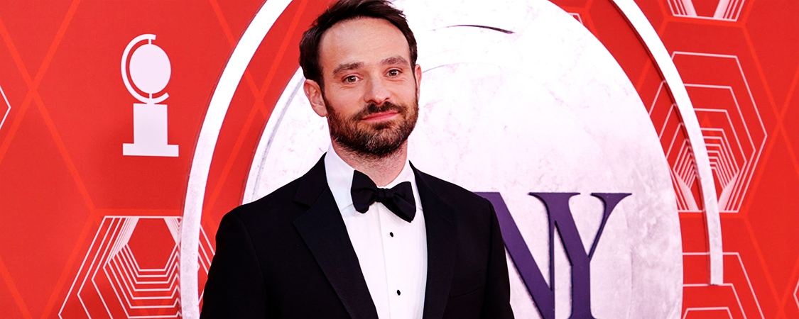 Charlie Attends The 75th Annual Tony Awards